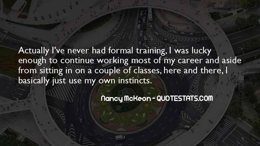 Nancy McKeon Quotes #653991