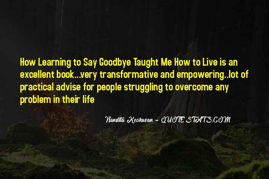 Nandita Keshavan Quotes #1108343