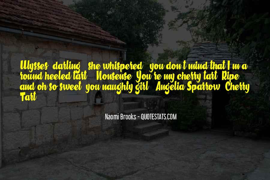 Naomi Brooks Quotes #559369