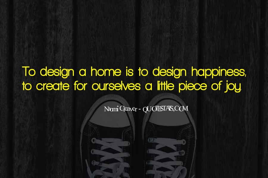 Naomi Cleaver Quotes #1386359