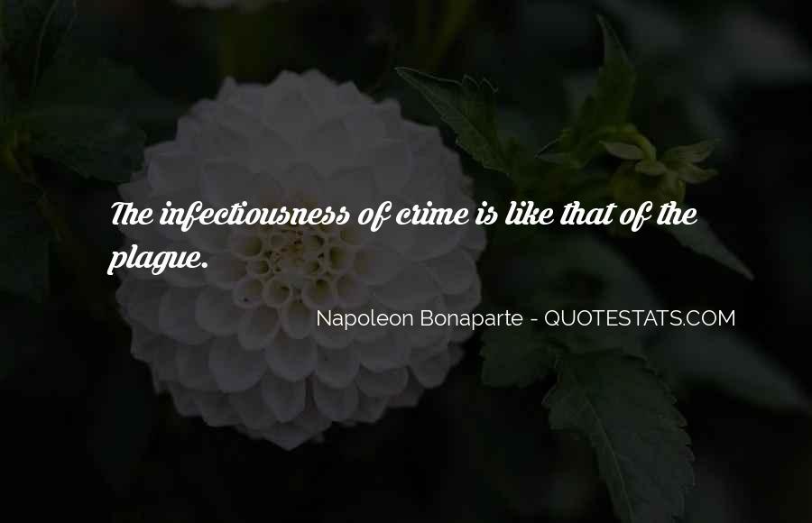 Napoleon Bonaparte Quotes #108132