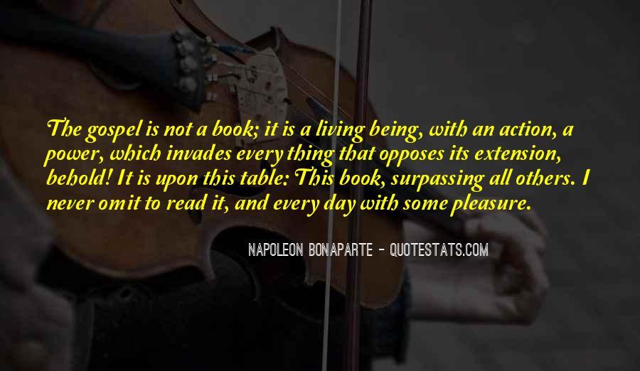 Napoleon Bonaparte Quotes #1088313