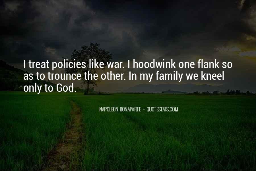 Napoleon Bonaparte Quotes #1178038