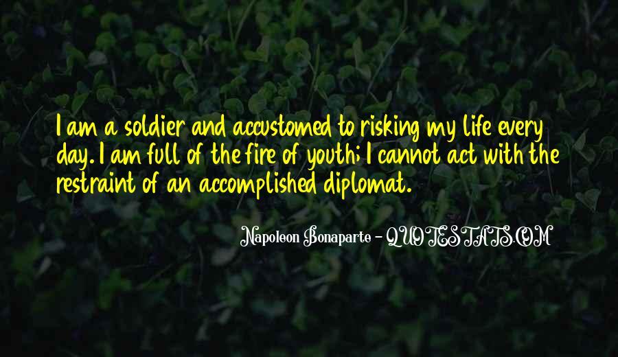 Napoleon Bonaparte Quotes #1204903