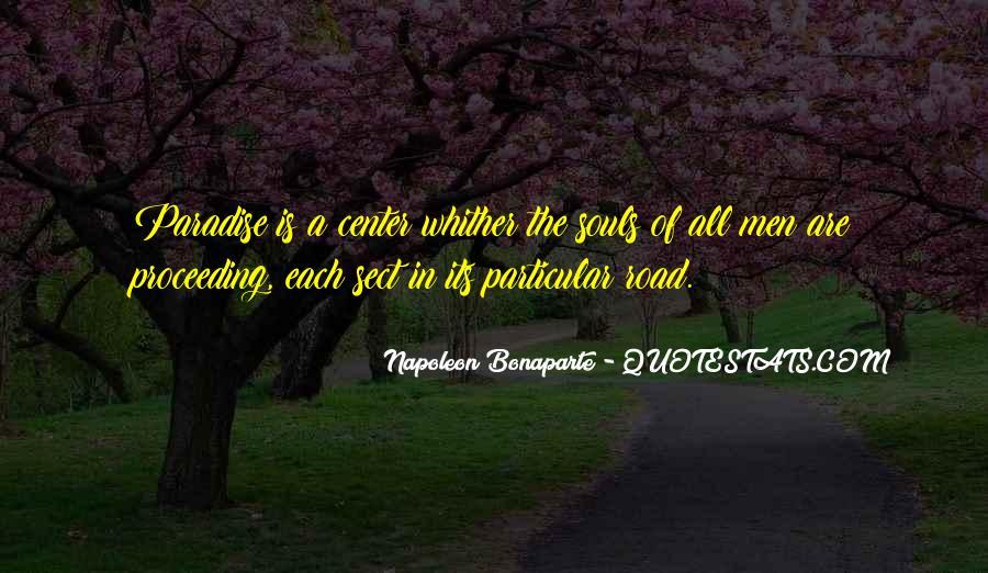 Napoleon Bonaparte Quotes #1237745