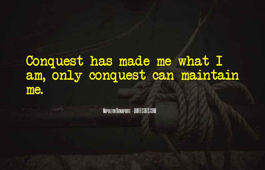 Napoleon Bonaparte Quotes #1261817