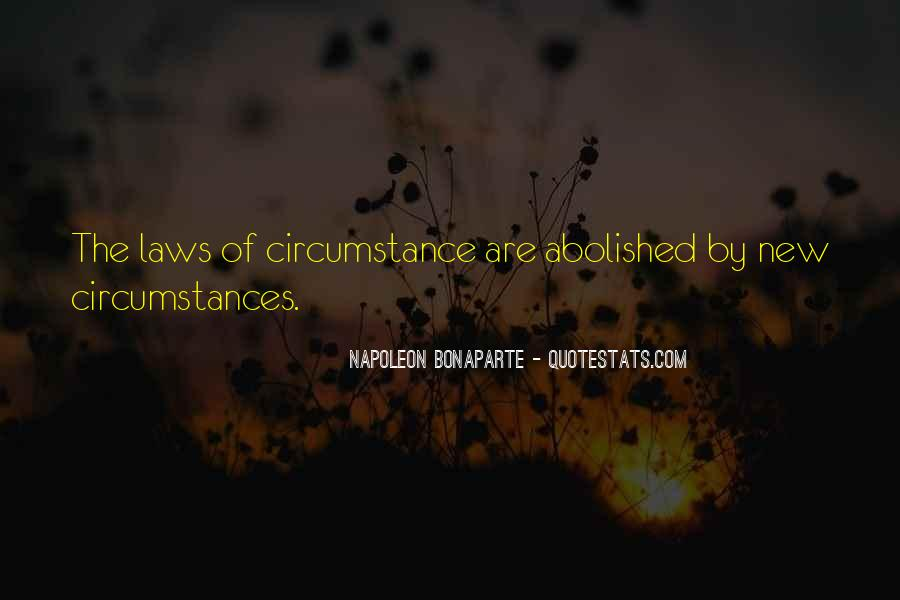 Napoleon Bonaparte Quotes #1317057