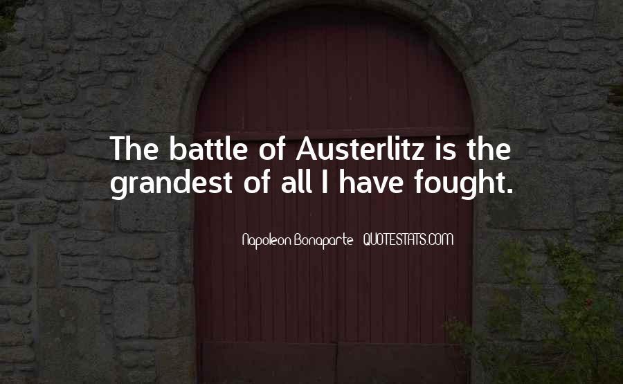 Napoleon Bonaparte Quotes #1364608