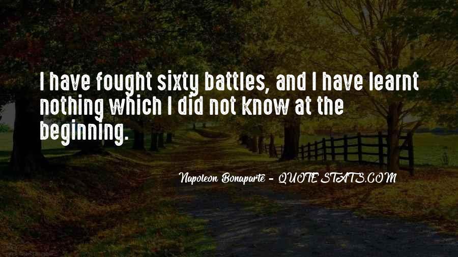 Napoleon Bonaparte Quotes #1583888