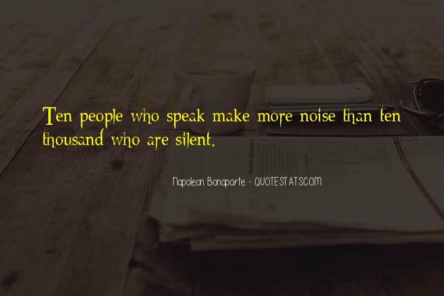 Napoleon Bonaparte Quotes #1586007
