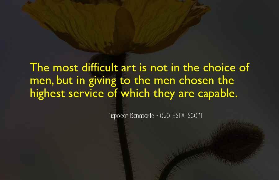 Napoleon Bonaparte Quotes #1619685