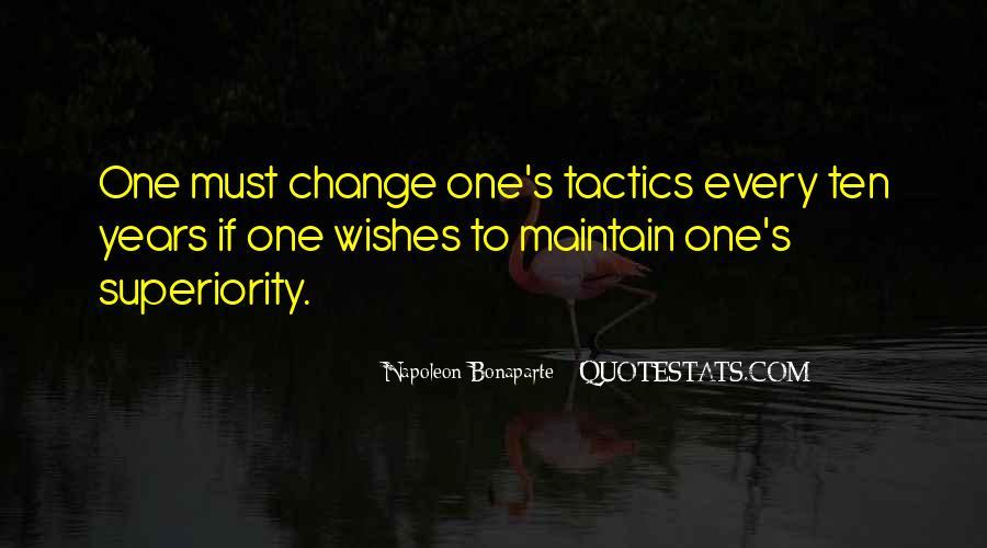 Napoleon Bonaparte Quotes #1688017