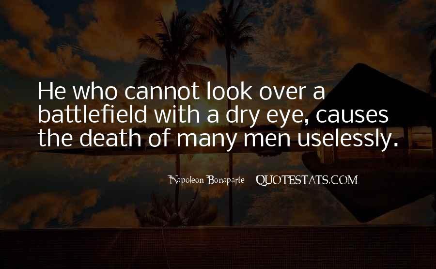Napoleon Bonaparte Quotes #1724842