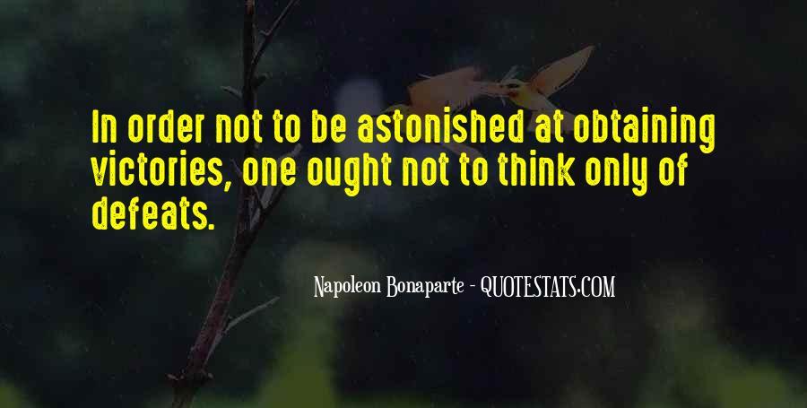 Napoleon Bonaparte Quotes #174373