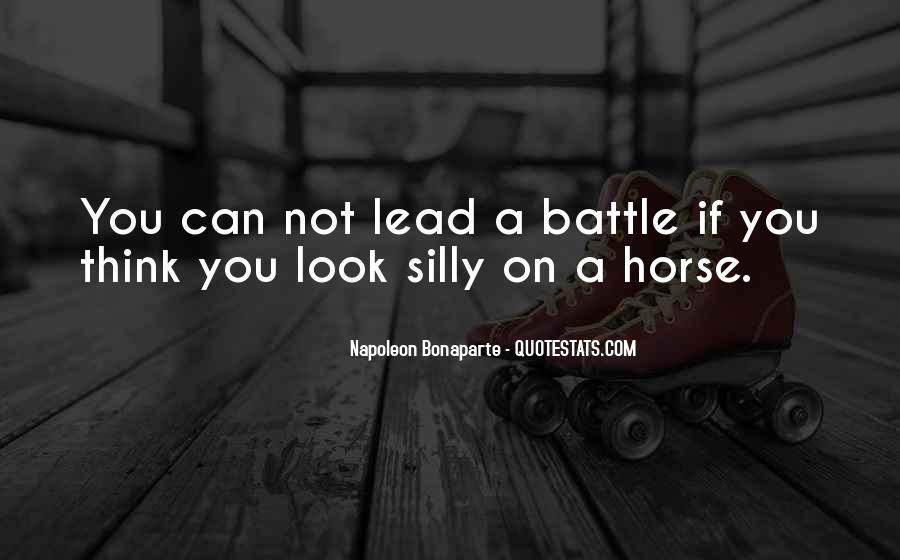 Napoleon Bonaparte Quotes #1809090