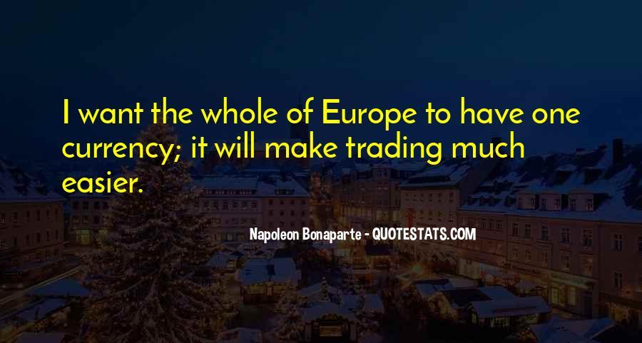 Napoleon Bonaparte Quotes #224401