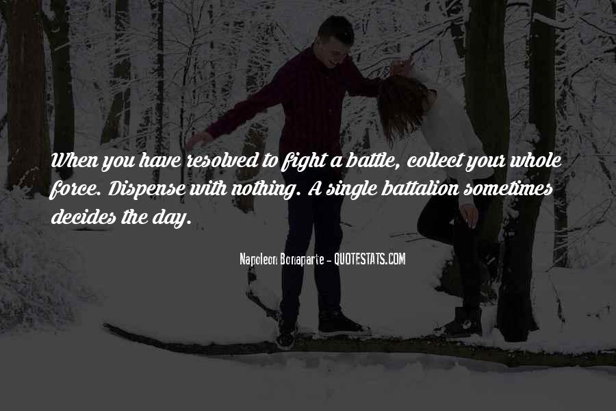 Napoleon Bonaparte Quotes #258494