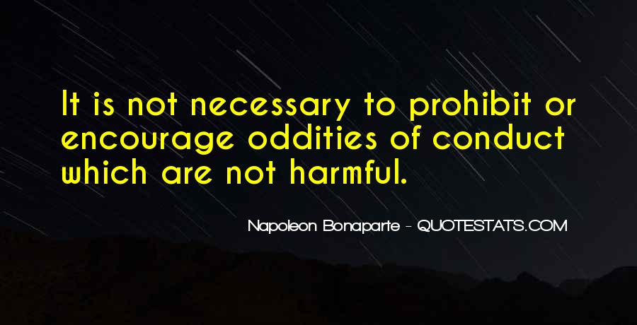 Napoleon Bonaparte Quotes #349843