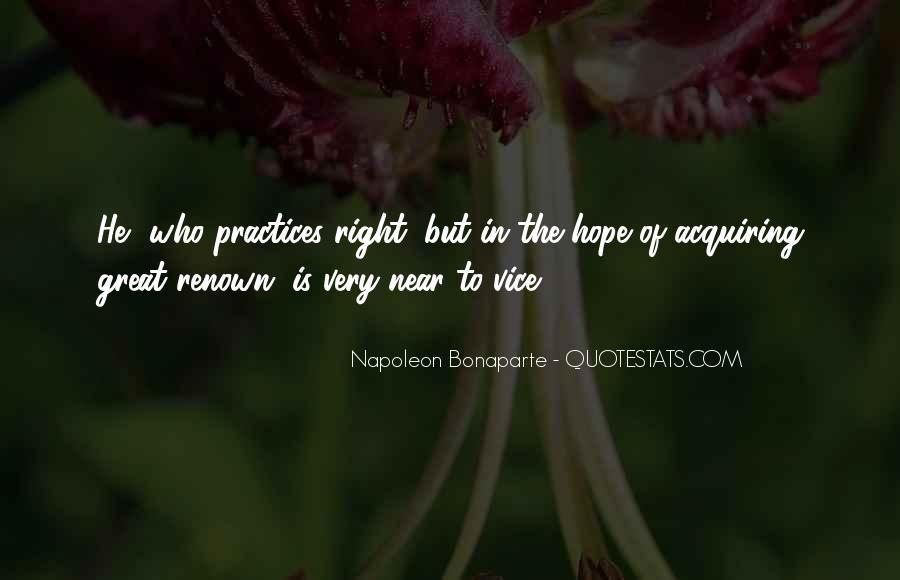 Napoleon Bonaparte Quotes #459264