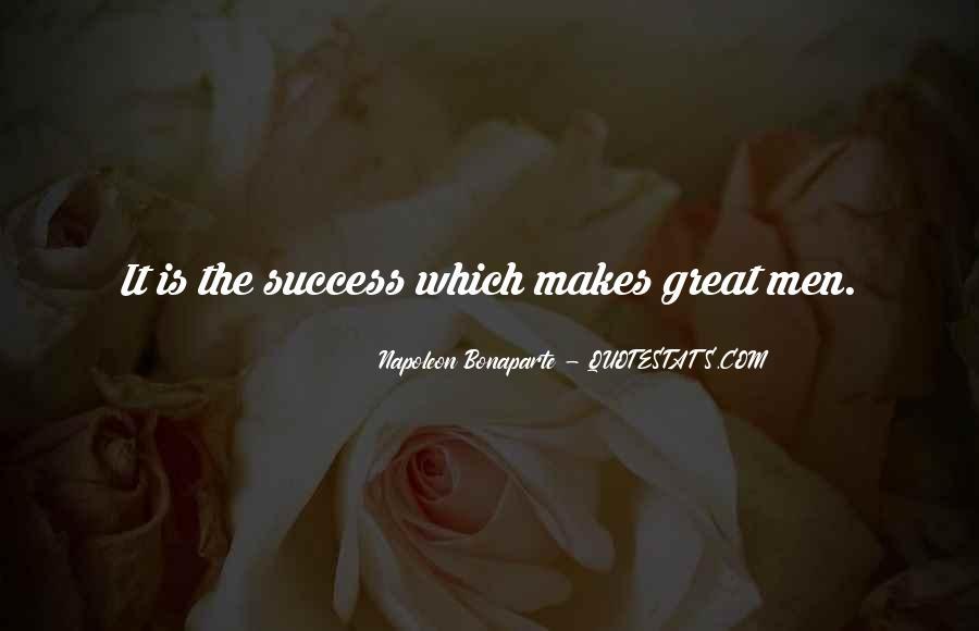 Napoleon Bonaparte Quotes #487238
