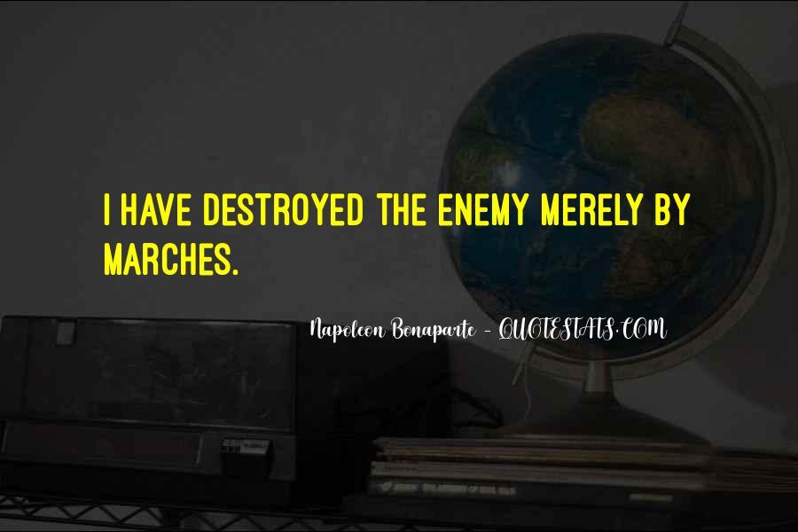 Napoleon Bonaparte Quotes #561917