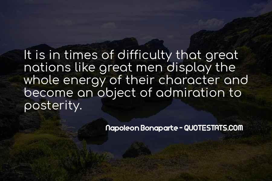 Napoleon Bonaparte Quotes #721726