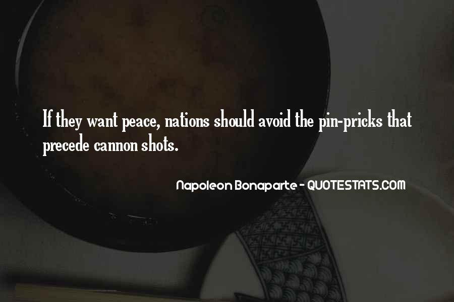 Napoleon Bonaparte Quotes #725466