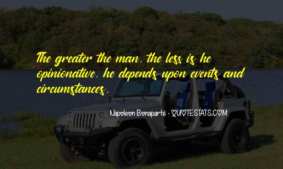 Napoleon Bonaparte Quotes #751749