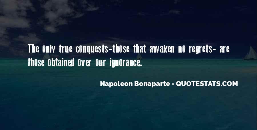 Napoleon Bonaparte Quotes #75508