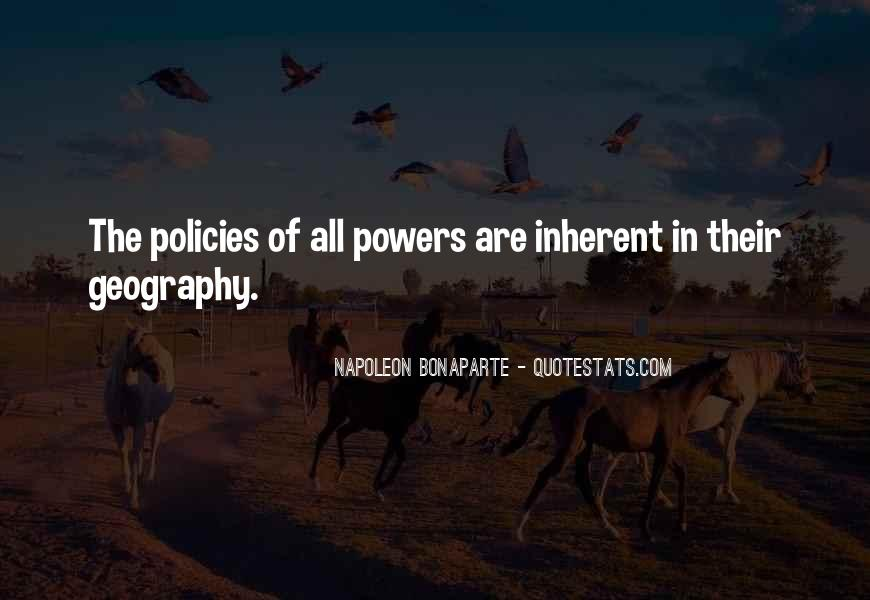 Napoleon Bonaparte Quotes #76136