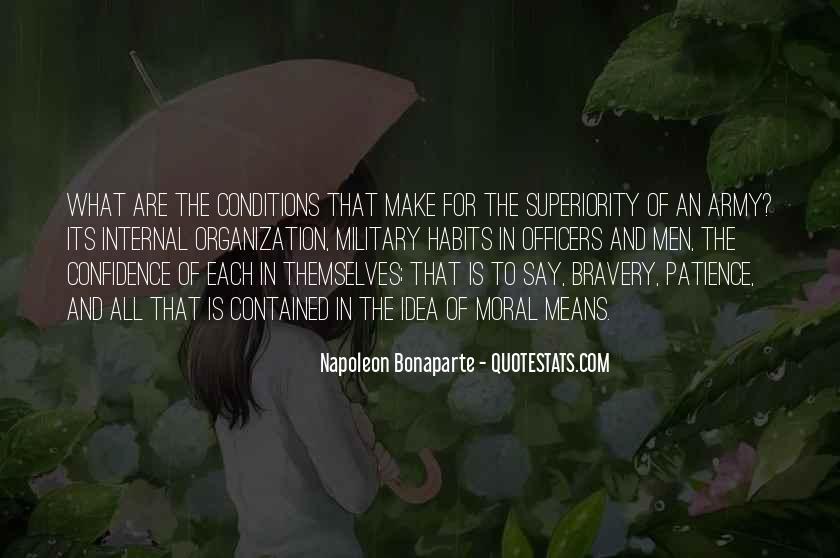 Napoleon Bonaparte Quotes #76398