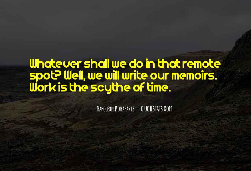 Napoleon Bonaparte Quotes #819367