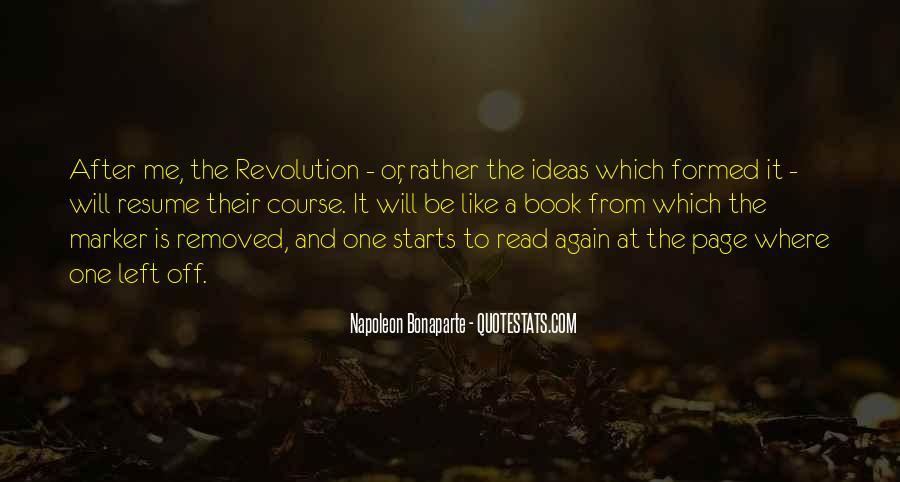 Napoleon Bonaparte Quotes #952367