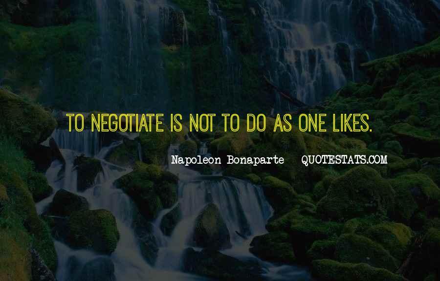 Napoleon Bonaparte Quotes #955699