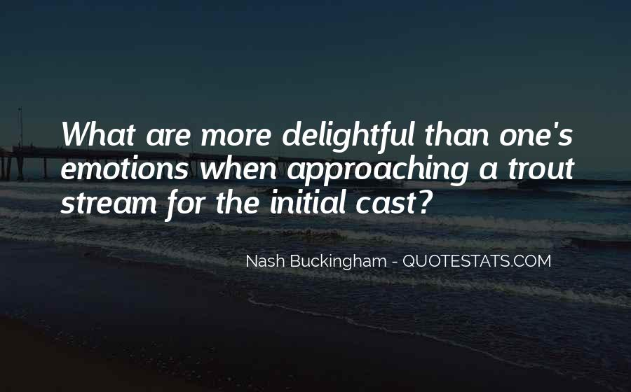 Nash Buckingham Quotes #1080153