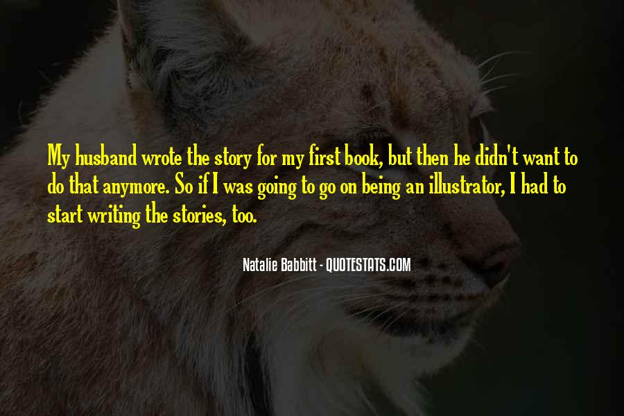 Natalie Babbitt Quotes #1022037