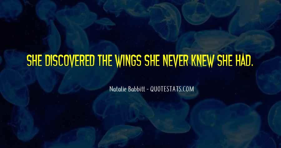 Natalie Babbitt Quotes #1029227