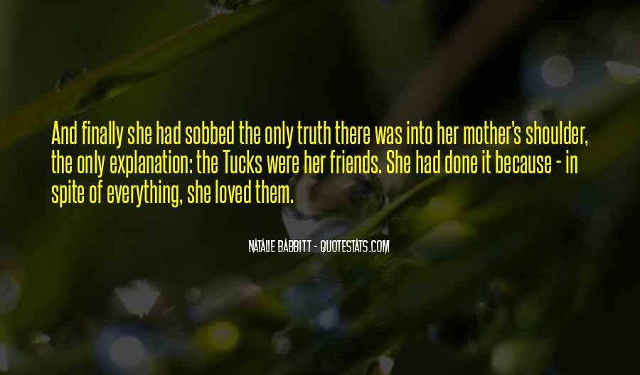 Natalie Babbitt Quotes #111147