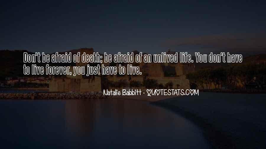 Natalie Babbitt Quotes #1336736