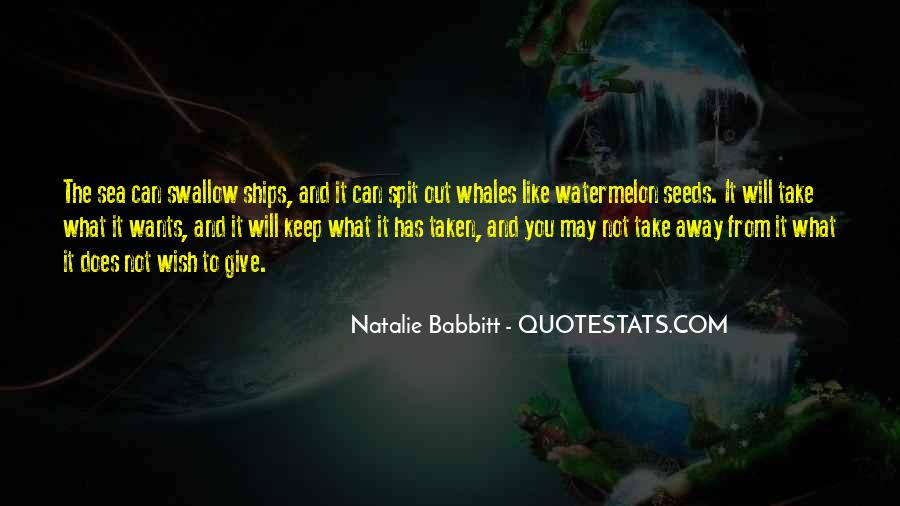 Natalie Babbitt Quotes #1342015