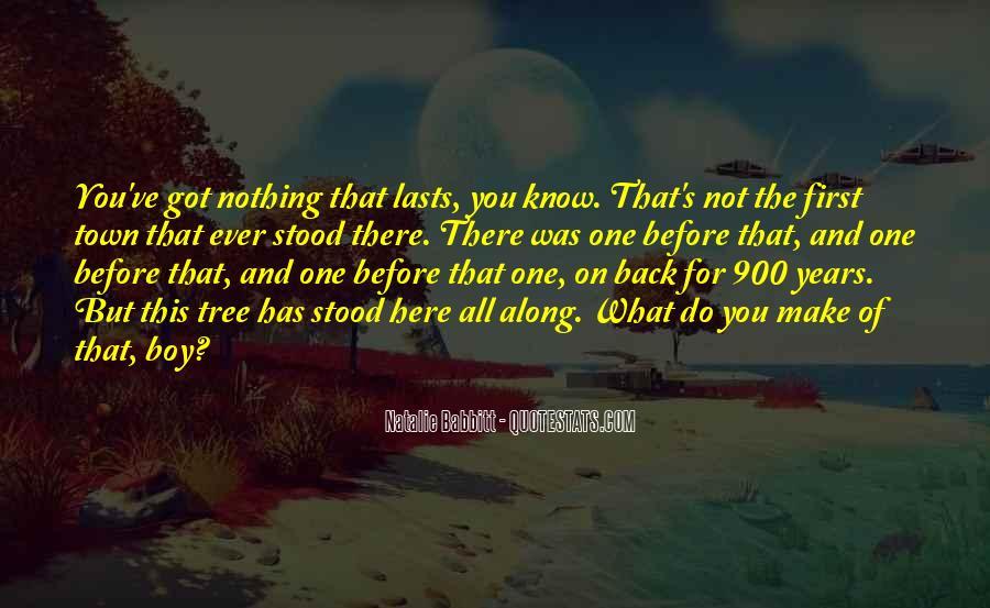 Natalie Babbitt Quotes #157641