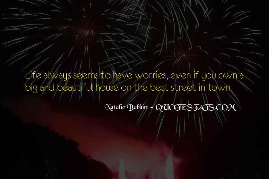 Natalie Babbitt Quotes #1738149