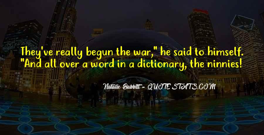 Natalie Babbitt Quotes #1752555