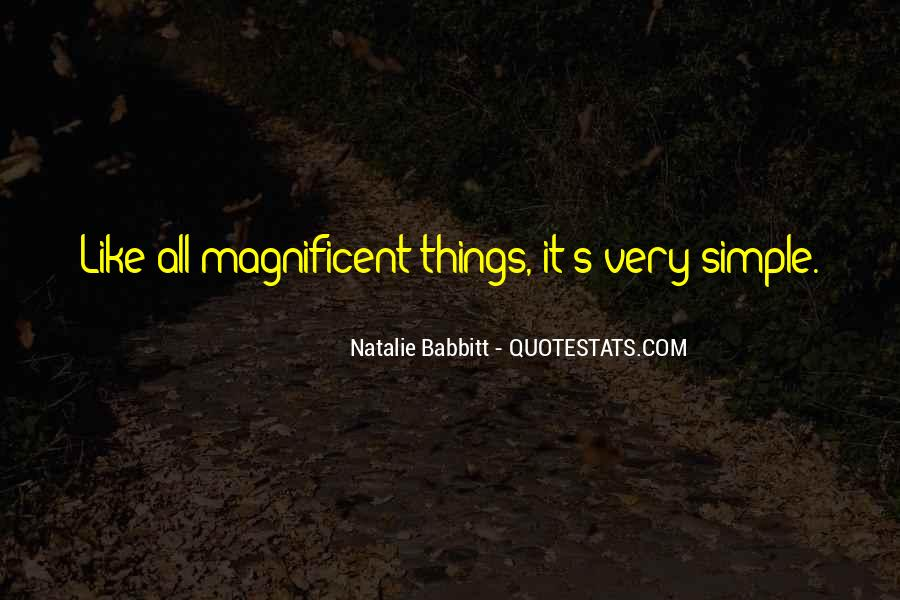 Natalie Babbitt Quotes #289863