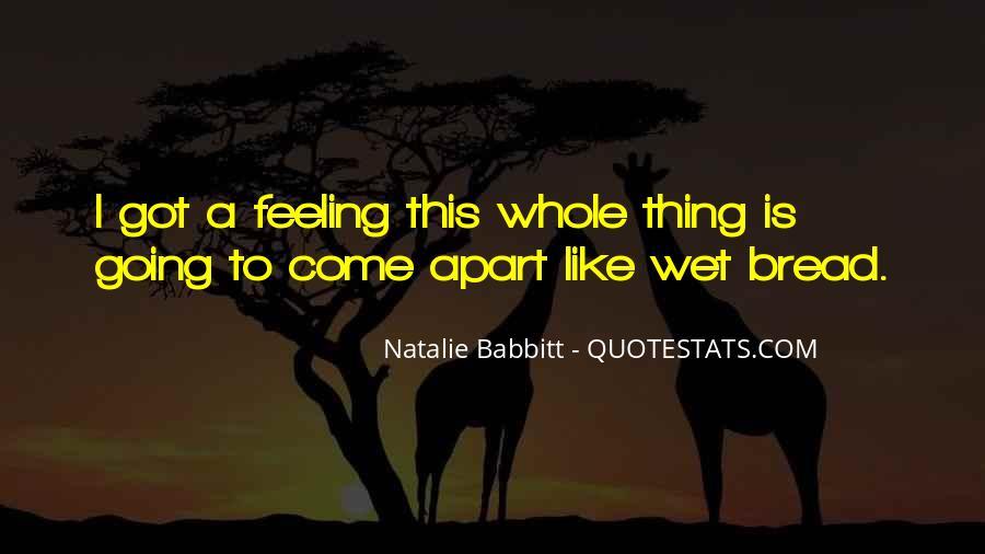 Natalie Babbitt Quotes #786501