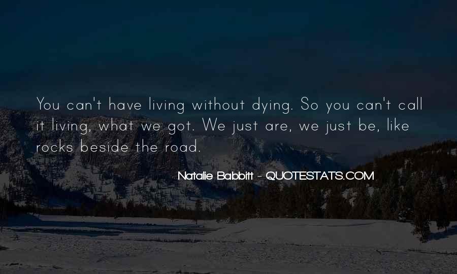 Natalie Babbitt Quotes #957054