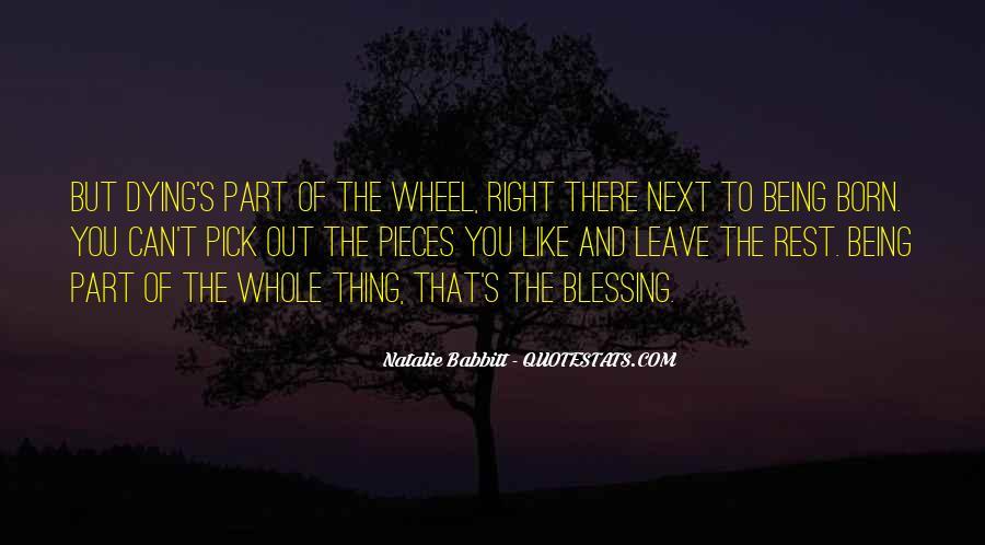 Natalie Babbitt Quotes #959557