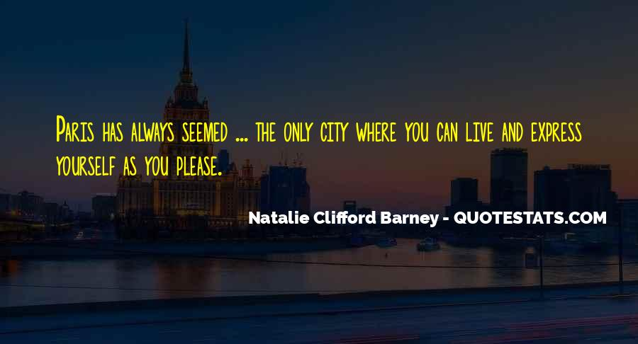 Natalie Clifford Barney Quotes #1012910