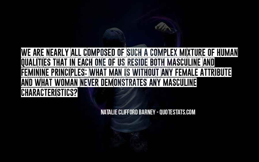 Natalie Clifford Barney Quotes #1044303