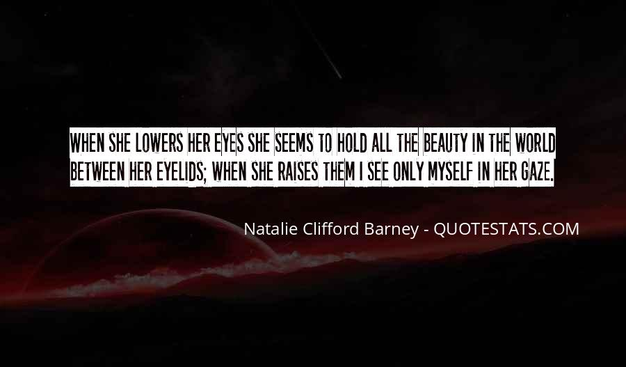 Natalie Clifford Barney Quotes #1400013